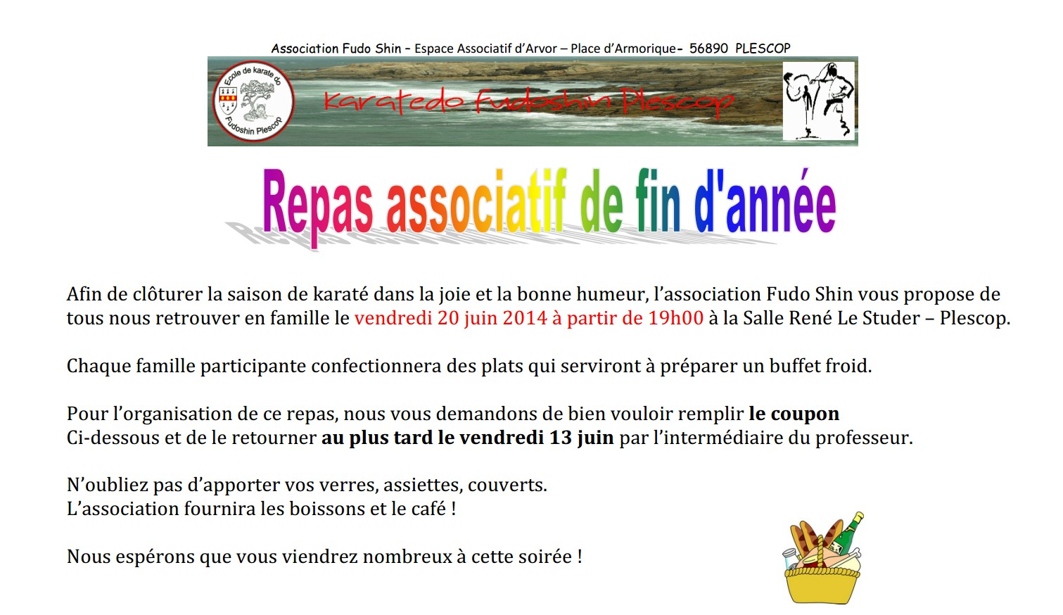 Modele invitation repas entre amis document online for Repas entre collegues